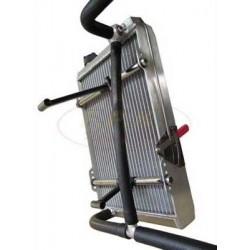 Radiatore Tecno integrato di valvola della temperatura
