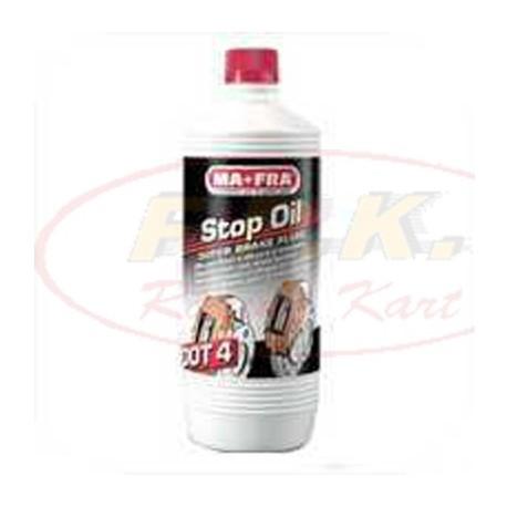 Olio freni Mafra Stop Oil Dot 4 1litro
