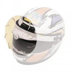 Ventola per casco antipioggia