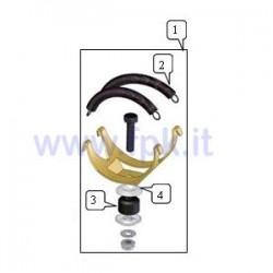 Gommino supporto marmitta (figura 3)