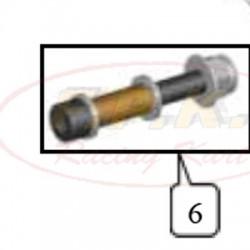 Perno pedale figura 6