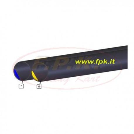 Assale 50mm Serie Black per KF/Tag/100cc/Kz 50mm senza rinforzo alla corona