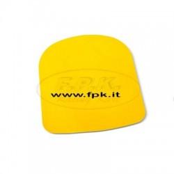 Fondo giallo per numeri