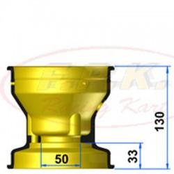 Cerchio Anteriore Magnesio 130mm