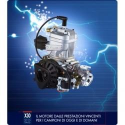 Motore Completo Iame X30 RL125cc Versione 2019