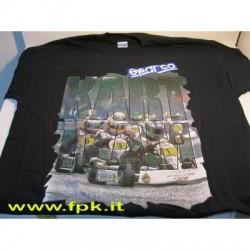 T-shirt Sparco varie raffigurazioni
