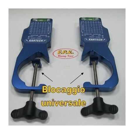 Kit Convergenza e Camber Laser UNIVERSALE