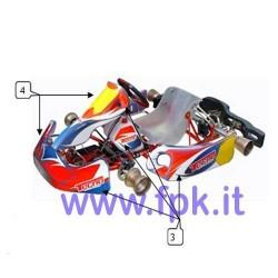 Kit adesivi solo Spoiler e Portanumero Jet (figura 4)