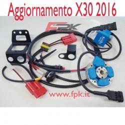 Kit aggiornamento Iame X30 2016