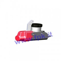 Pompa Freno FT06/FT14 con serbatoio D.22