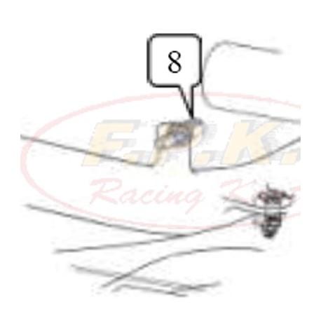 Registro cavo figura 8