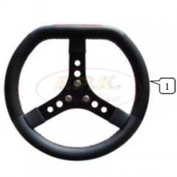 Volante diametro 350 for KZ