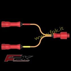 Sdoppiatore per sensori di temperatura ADM/PRO 3 Tipo NTC + K