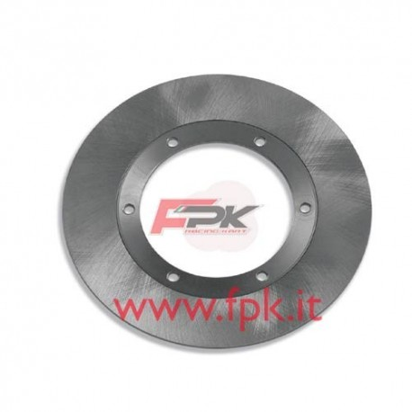 Disco Freno posteriore 200x6 (Acciaio)