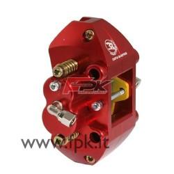 Pinza Posteriore 4 pistoncini CNC Alluminio