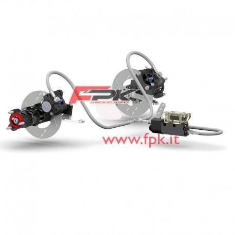 Gruppo Completo anteriore 2x2 Evo/Speed