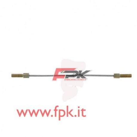 Cavo di sicurezza in acciaio M6 varie lunghezze