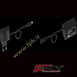 Blocco batteria ricaricabile 3.7 V ( fornito di caricatore e borsa protettiva )