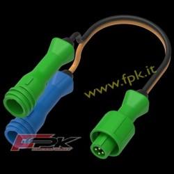 Sdoppiatore infrarosso + velocità Ingresso infrarosso ( PRO 3evo ) 20 cm + 20 cm Da utilizzare con i seguenti articoli :