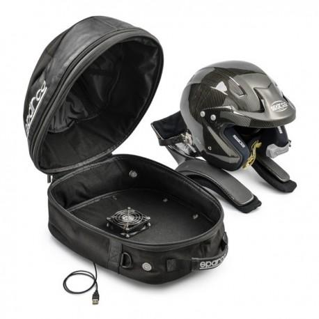 Borsa porta casco Sparco Cosmos con ventola per asciugatura