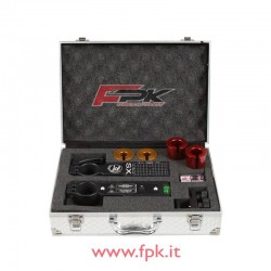 Kit Laser controllo Convergenza e Campanatura