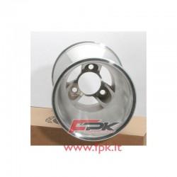 Coppia cerchio alluminio posteriore con razze mini varie misure