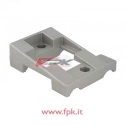 Piastra motore in alluminio pressofusa 30-32