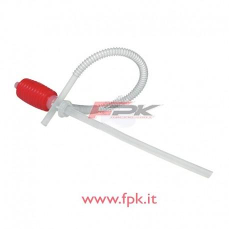 Pompa manuale svuota serbatoio