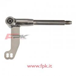 Fusello dx 100/KF con cuscinetti 17mm
