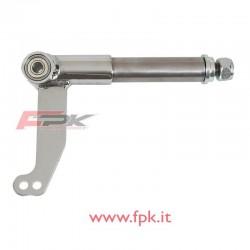 Fusello destra 100/KF con cuscinetti diametro 25mm