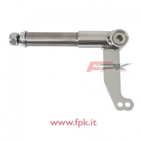 Fusello sinistra 100/KF con cuscinetti diametro 25mm