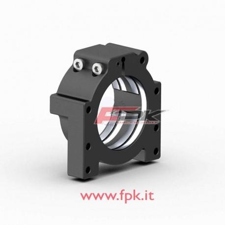 GUSCIO DOPPIO PER CUSCINETTO 40/50mm (diametro 80mm)