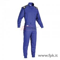 Tuta Omp KS-4 blu