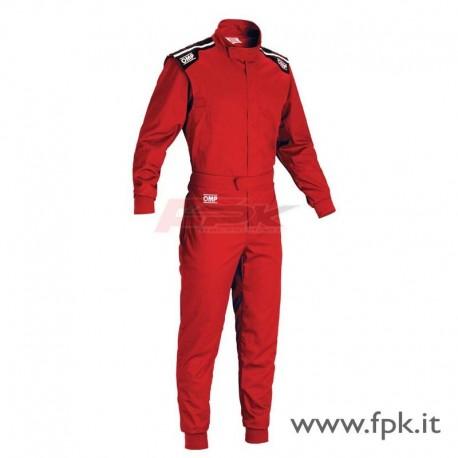Tuta Omp KS-4 rossa