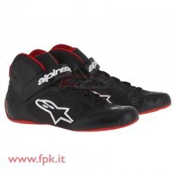 Alpinestars Scarpe Tech-1 K nera/rossa
