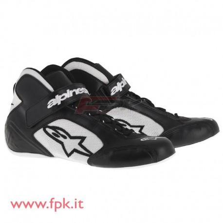 Alpinestars Scarpe Tech-1 K nera/bianca
