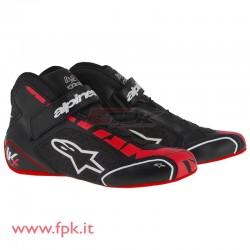 Alpinestars Scarpe Tech-1 KX rossa/nera