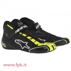 Alpinestars Scarpe Tech-1 KX nera/giallo fluo