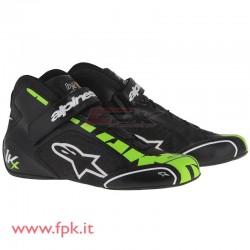 Alpinestars Scarpe Tech-1 KX verde/nera