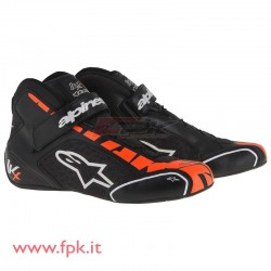 Alpinestars Scarpe Tech-1 KX arancio/nera