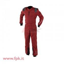 Tuta Alpinestars KMX-9 rossa