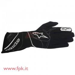 Alpinestars guanto Tech-1 KX nero/bianco