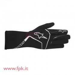 Alpinestars guanto Tech-1 K nero/bianco