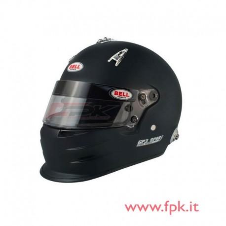Casco Bell GP3 Matt Black