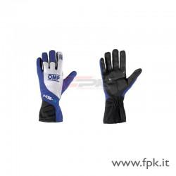 Guanto OMP KS-3 blu/nero/bianco
