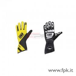 Guanto OMP KS-2 giallo-fluo/nero/bianco
