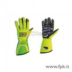 Guanto OMP KS-1 giallo-fluo/verde
