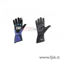 Guanto OMP KS-1 blu/nero