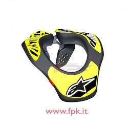 Protezione Collo Bambino Youth Neck Support 6540118 Alpinestars