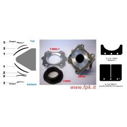 Coppia Stopper per lamelle speciali (Figura n° 3)